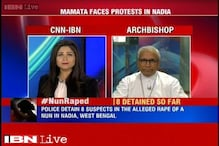 Archbishop Thomas D'Souza condemns rape of nun, says protest a spontaneous outburst