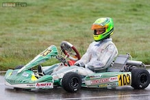 Michael Schumacher's teenage son Mick moves up to Formula 4
