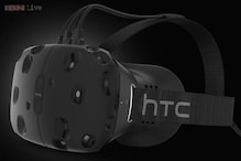 HTC Vive: HTC unveils its first virtual reality headset; coming later this year