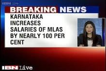 Karnataka Assembly passes Bill to hike salary of MLAs by nearly 100%