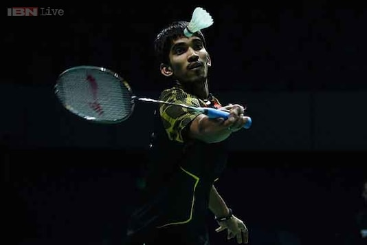 Badminton: Srikanth joins Ajay Jayaram at quarters of Swiss Open