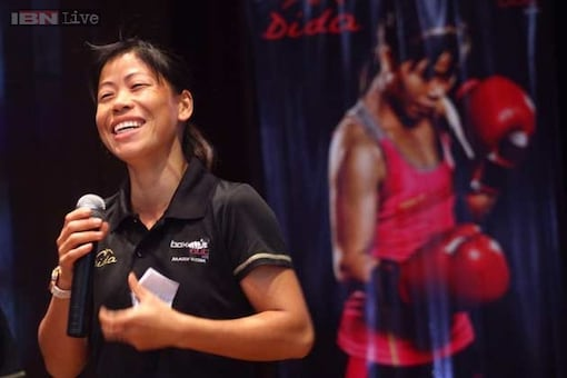 Enough of dialogues, let's box out the problems: Mary Kom's special message on Women's Day
