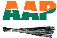 Delhi: AAP internal Lokpal Admiral Ramdas meets Arvind Kejriwal