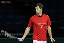 Andy Murray defends commitment to Britain before Davis Cup match