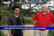 NZ Tour Diary: Fortunate to play with Kapil Dev & Ian Botham, says Richard Hadlee