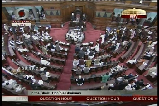 Government bows in Rajya Sabha, ready to send Mines bill to Select Panel