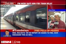 We report on failure in ensuring punctuality of trains to PMO, discuss this as well, MoS Railways