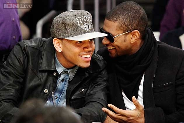 Usher reunites with Chris Brown for new song - News18