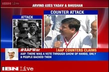 Violence at the National council meet was pre-planned: Yogendra Yadav