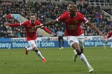 Young's late strike helps Manchester United beat Newcastle 1-0 in EPL