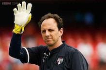 Sao Paulo goalkeeper scores 127th goal to extend record