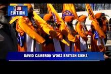 David Cameron woos British Sikhs