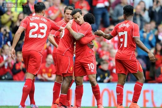EPL: Liverpool look to stay in top-4 race