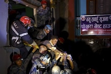 Man pulled alive from rubble around 80 hours after Nepal quake