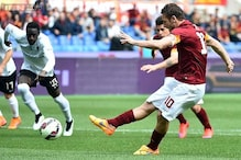 Roma draw 1-1 at home to struggling Atalanta in Serie A