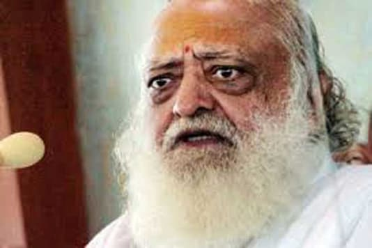 File photo of self-styled godman Asaram