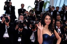 Cannes 2015, Day 10: Mallika Sherawat attends the premiere of Marion Cotillard's 'Macbeth'