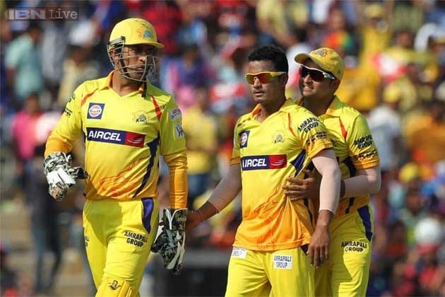 IPL 8: Dhoni is an expert at handling things under pressure, says Jason Holder