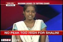 From domestic help to exam topper: Shalini shares her success story