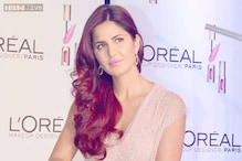 Katrina Kaif goes red head for 'Fitoor'