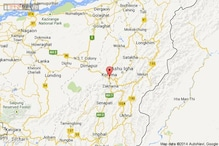 Narrow escape for disaster management team as Pawan Hans chopper crash lands