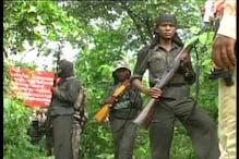 Huge cache of explosives, 28 petrol bombs recovered during a search operation in Chhattisgarh
