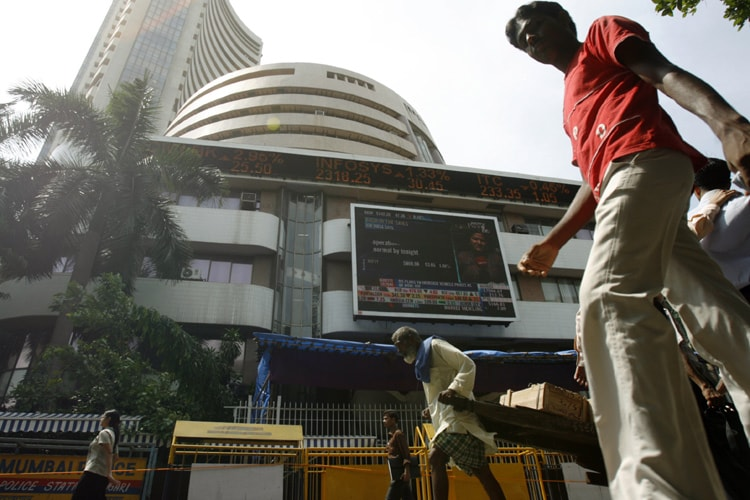 Sensex Suffers More Losses, Down 148 pts on Global