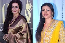 Rekha exits Abhishek Kapoor's 'Fitoor'; Tabu steps in for her role