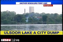 Bengaluru: Al-soor lake losing glory due to garbage dumped at its edges
