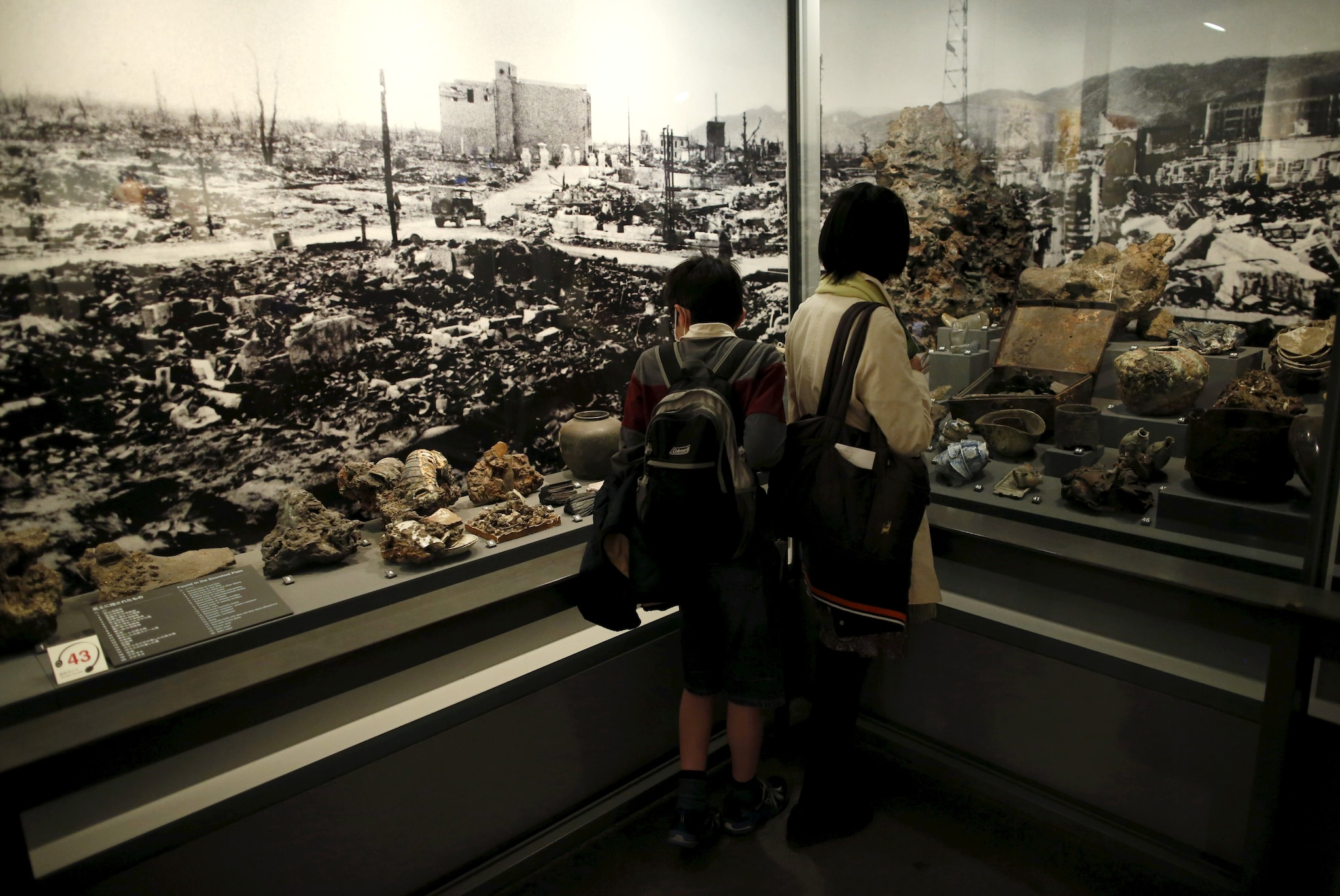Hiroshima Marks 73rd Anniversary of Atomic Bombing in WWII