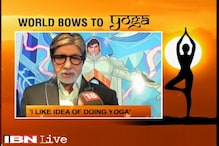 Bollywood celebrities voice their support for Yoga