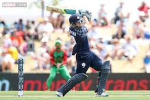 Matthew Cross stars for Scotland in T20I series win against Ireland
