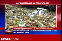 Garbage piles up on Delhi roads, residents blame MCD