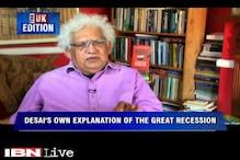 Meghnad Desai's book provides an insight into economic crisis