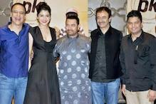 Aamir Khan, Anushka Sharma, Ranveer Singh and Deepika Padukone make 'PK' success bash a grand event