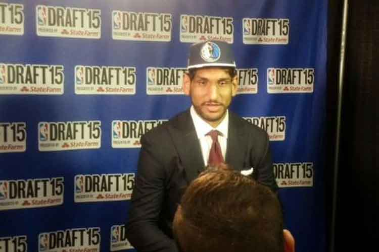 8d25b4ef6 Satnam Singh Bhamara becomes first Indian-born to be drafted in NBA - News18