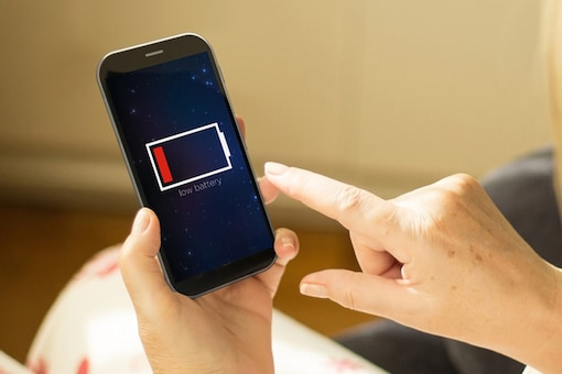 Your smartphone's battery life could be used to track you online