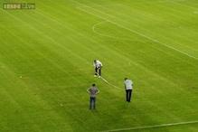 Croatia face UEFA hearing after swastika incident