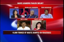 Garbage piles up on roads: Has dirty politics let Delhi down?