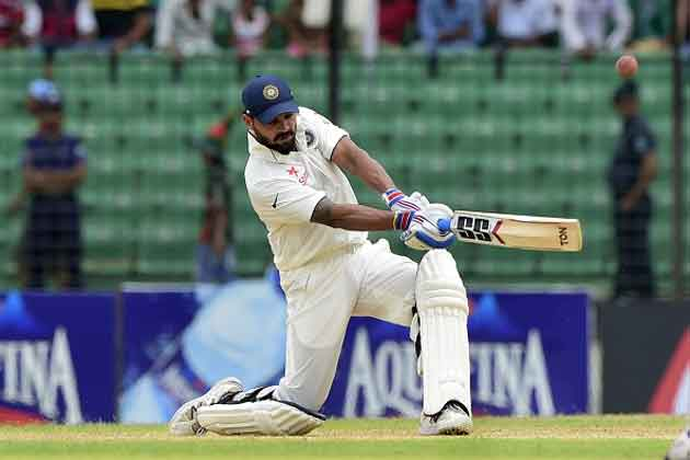 In pics: Bangladesh vs India, one-off Test, Day 3
