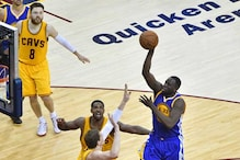 Warriors rout Cavaliers to even NBA Finals  in Game 4