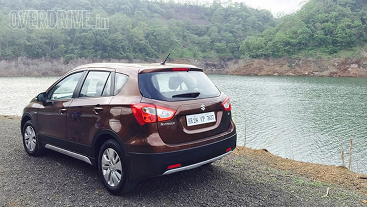 Maruti Suzuki S-Cross review: This new car is aimed at a