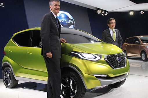 Nissan to launch Datsun redi-Go in India in March 2016
