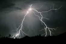 Minor Among Three Killed in Lightning Strikes at Chhattisgarh's Korba