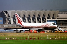 Heavy winds damage two Air India planes at Delhi airport