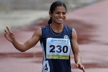 Indian Sprinter Dutee Chand cleared to compete after CAS ruling