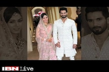 e Lounge: Bollywood actor Shahid Kapoor marries 21-year-old Mira Rajput