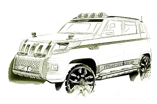 Mahindra TUV300: This new compact SUV is coming in September