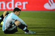 Messi's family heckled, brother hit during Copa America final