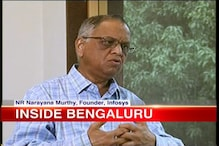 Internet of Things will provide opportunities for IT companies, says NR Narayan Murthy